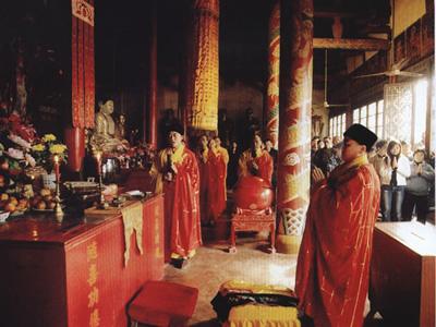 香山寺图片剪影系列之四 - 根在中原